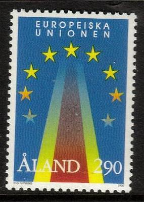 Aland Mnh 1995 Sg95 Admission To The European Union
