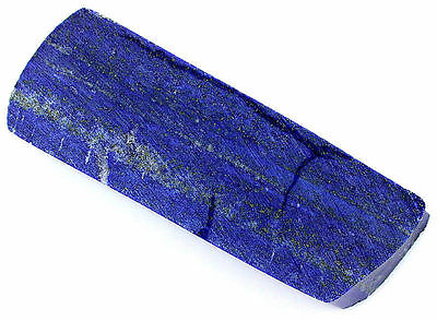 93.5 Gram Slab Aaa Quality Rich No Dye Untreated Rich Blue Lapis Cabochon Rough