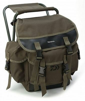 New Daiwa Game Ruck Stool Fishing Bag Stool Model No. Dgrs1