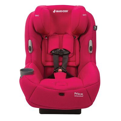 """Maxi-Cosi Pria 85 """"Ribble"""" Special Edition Car Seat Havana Pink !! New!!"""