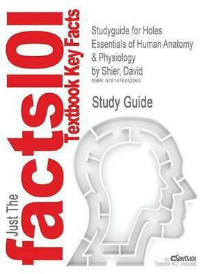 Holes essentials of human anatomy and physiology by david shier studyguide for holes essentials of human anatomy physiology by shier david fandeluxe Gallery