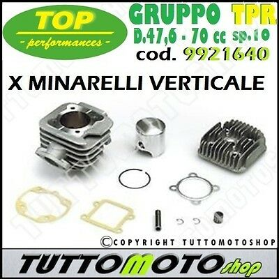 Gruppo Termico Top Performance Tpr Racing Alluminio Mbk Booster Track 50 9921640