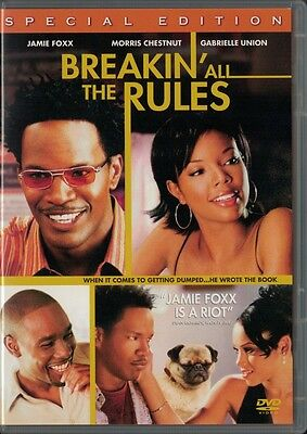 Breakin' All The Rules (DVD slim case) Jamie Foxx NEW