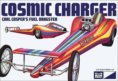 MPC 1:25 Cosmic Charger Carl Casper Plastic Model Kit MPC826