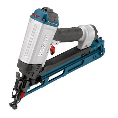 "Bosch 15-Gauge 2-1/2"" Angled Finish Nailer FNA250-15 Reconditioned"