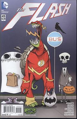 Flash #45 Monsters Var  NEW!!!