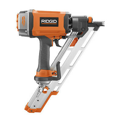 "Ridgid 3-1/2"" Clipped Head Framing Nailer R350CHE Reconditioned"