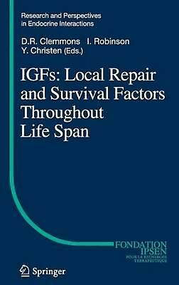 IGFs: Local Repair and Survival Factors Throughout Life Span (English) Hardcover