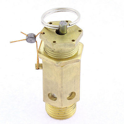 1/2BSP Safety Release Air Pneumatic Fitting Compressor Pressure Relief Valve