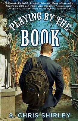 Playing by the Book by S. Chris Shirley (English) Paperback Book Free Shipping!