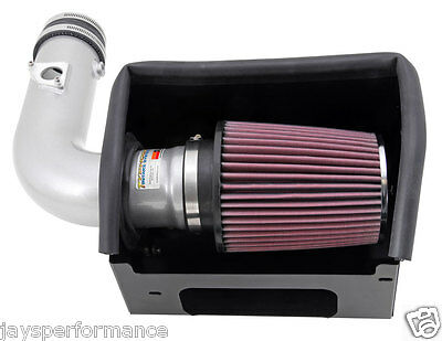K&n Typhoon Cold Air Intake System Induction Kit 69-8619Ts