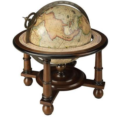 G328: Model a stand up Globe on Gerhard Mercator for 1540, Navigator globe