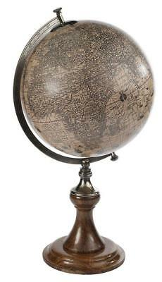 G323: Large Desktop globe after Hendrik Hondius 1627