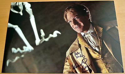 Kenneth Branagh Genuine Hand Signed Autograph 12X8 Photo Harry Potter & Coa
