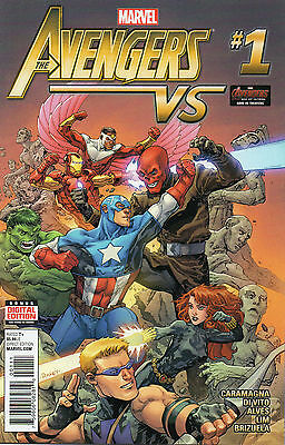 Avengers Vs #1 (NM) `15 Carramagna/ DiVito