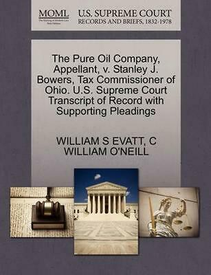 The Pure Oil Company, Appellant, v. Stanley J. Bowers, Tax Commissioner of Ohio.
