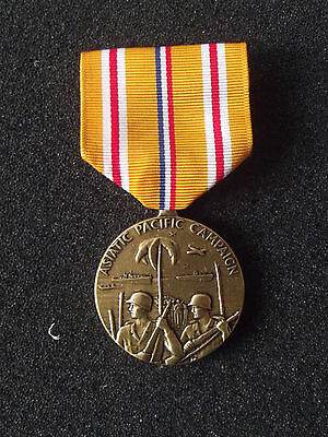 (A19-064) US Orden WWII Asiatic Pacific Campaingn Medal
