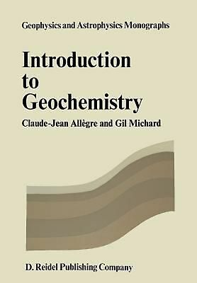 Introduction to Geochemistry by R.N. Varney (English) Paperback Book Free Shippi