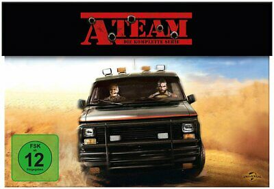 A-Team - Die komplette Serie - Season/Staffel 1+2+3+4+5 # 27-DVD-BOX-NEU