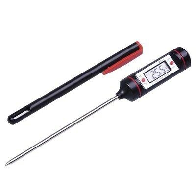 LCD Digital Pocket Thermometer Temperature Cooking Food Kitchen Refrigeration
