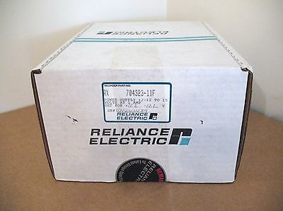Reliance Electric Power One 704323-11F Power Supply New