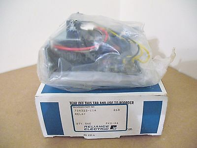 Reliance Electric Power One 704323-11A Power Supply Relay New