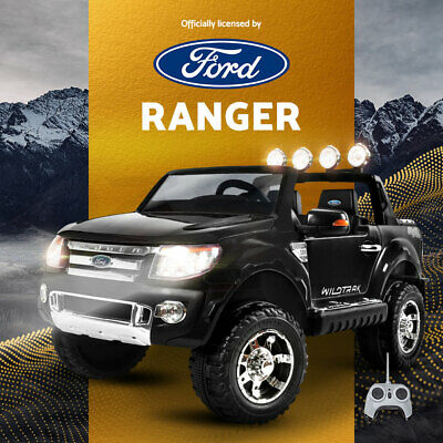 Licensed Ford Ranger Kids Electric Ride On Car Truck Battery Childrens Toy 12V