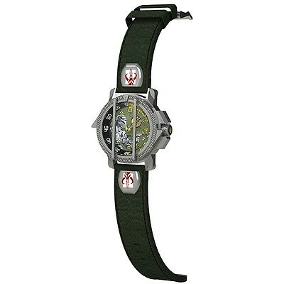 Official Star Wars Boba Fett Bounty Hunter Collectors Wristwatch - Boxed Gift