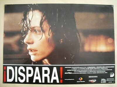 "Dispara ""Antonio Banderas"" Style B Original Movie Lobby Card 90s"