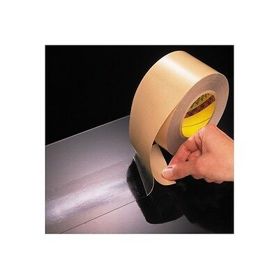 """3M 465 Adhesive Transfer Tape Hand Dispensed Roll, 1"""" x 60 yds., Clear, 36/Cas"