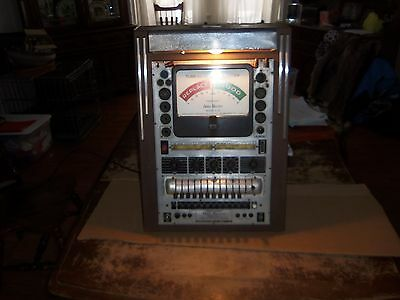 Nice Working Precision Tube Master Series 10-15 Tube & Battery Tester