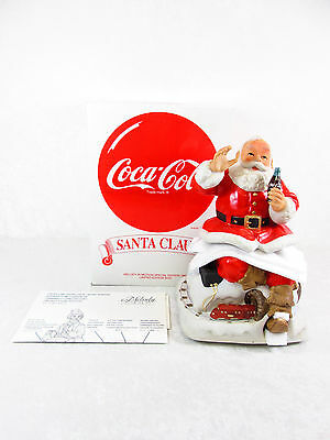 Melody in Motion Coca-Cola Santa Claus 1994 Limited Edition # 6206 / 9000