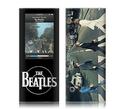 MusicSkins Sticker pour iPod Nano 5G Motif The Beatles Abbey Road  NEUF
