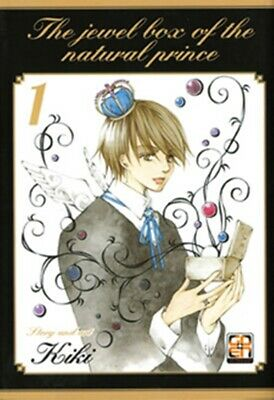 THE JEWEL BOX OF THE NATURAL PRINCE da 1 a 5 [di 5] ed. goen manga completa rw