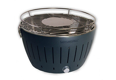Lotus Grill Standard Anthracite BBQ Barbecue Smokeless Cooking Outdoor Portable