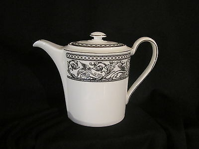 Wedgwood - COLONNADE CONTRASTS - Coffee Pot - BRAND NEW