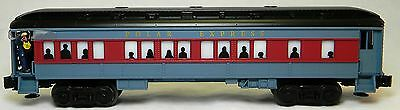 NIB O Lionel 6-36875 Polar Express Conductor Announcement Coach