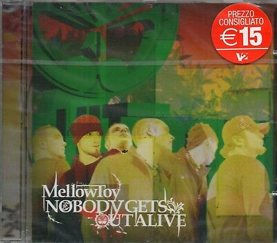 Mellowtoy - Nobody Gets Out Alive (2006 CD) New & Sealed