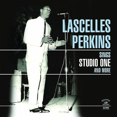 Lascelles Perkins - Sing Studio One And More NEW VINYL LP £10.99