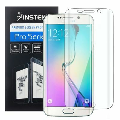 TPU Full Coverage Curved Clear Screen Protector for Samsung Galaxy S6 edge+ Plus