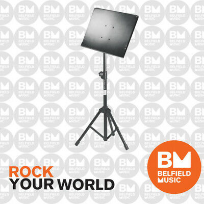 OnStage SM7211B Music Sheet Conductor Stand Adjustable Orchestral On-Stage