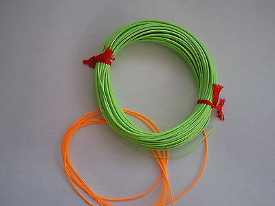 SHOOTING HEAD SALMON FLOATING FLY LINE & BACKING Various sizes/weight