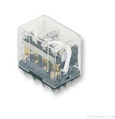 RELAY, PLUG-IN, 4PCO, 110VAC, Part # LY4 100/110 VAC