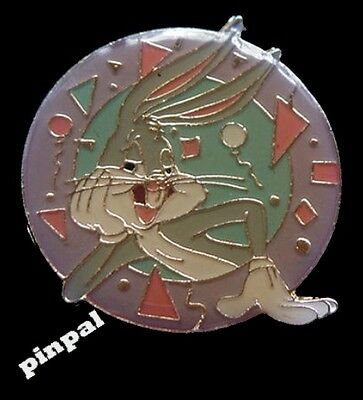Bugs Bunny Pin~Looney Tune~1990 vintage~50 Year Anniversary~~~25 year old pin~~~