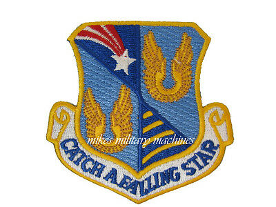 6594th Test Group Catch A Falling Star Satellite Black Ops Area 51 Patch New