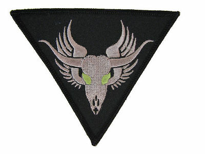 USAF Air Force Black Ops Minotaur Lockheed Martin Skunk Works Area 51 Patch New