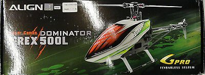 Align Trex 500 L Dominator 500 Sized Electric Helicopter