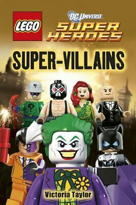 Super Villains (LEGO DC Super Heroes, Level 2) by Casey, Jo Book The Cheap Fast
