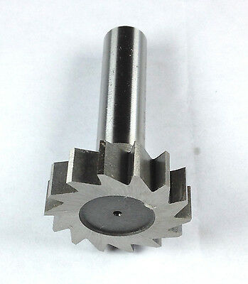 "1 PC LactCut  # 808 Woodruff Keyway Keyseat Cutter, 1""dia X 1/4 width, Machinist"