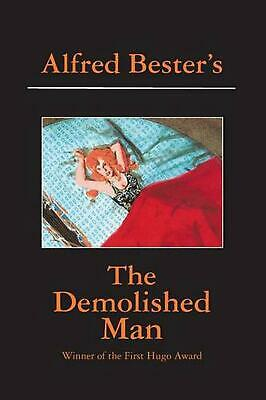The Demolished Man by Alfred Bester (English) Paperback Book Free Shipping!